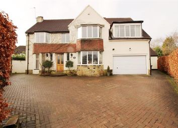 Thumbnail 7 bedroom detached house for sale in Shortway, Woodhall, Pudsey