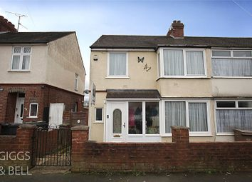 3 bed end terrace house for sale in Devon Road, Luton, Bedfordshire LU2