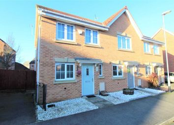 Thumbnail 2 bedroom terraced house to rent in Moody Close, Chilwell, Beeston, Nottingham