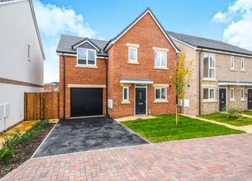 Thumbnail 3 bed detached house for sale in Radley Park, Lowfield Lane, St Helens, Merseyside