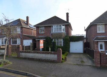 Thumbnail 3 bed detached house for sale in Radipole Park Drive, Weymouth, Dorset