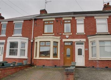 Thumbnail 2 bed terraced house for sale in Crosbie Road, Coventry