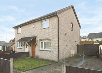 Thumbnail 3 bed semi-detached house for sale in Finsbury Road, Arnold, Nottingham