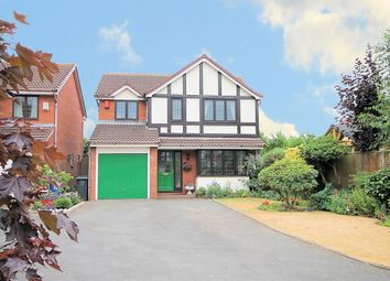 Thumbnail 4 bed detached house for sale in Cumberland Drive, Fazeley, Tamworth