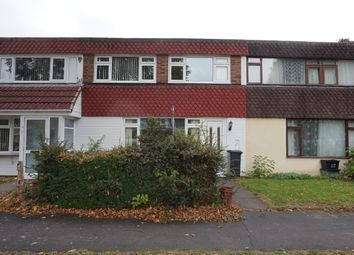 Thumbnail 3 bedroom terraced house to rent in Walsgrave Close, Solihull