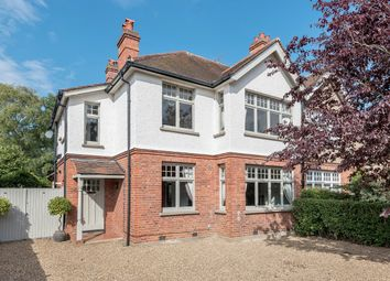 Thumbnail 4 bed semi-detached house for sale in Clarence Road, Hersham, Walton-On-Thames