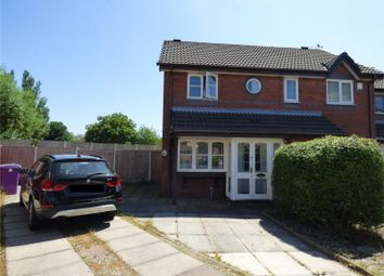 Thumbnail 2 bed semi-detached house for sale in Langland Close, Walton, Liverpool