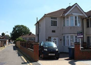Thumbnail 3 bed semi-detached house to rent in Weighton Road, Harrow