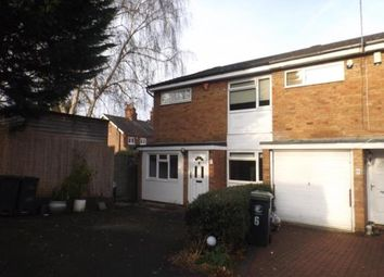 Thumbnail 3 bed end terrace house for sale in Orchard Way, Chigwell