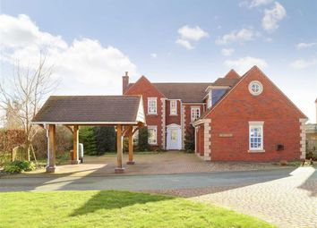 Thumbnail 4 bed detached house for sale in Orchard Park, Maesbrook, Oswestry
