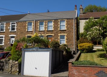 Thumbnail 2 bed end terrace house for sale in Penshannel, Neath Abbey, Neath, Neath Port Talbot.