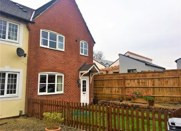 Thumbnail 3 bedroom end terrace house for sale in May Close, Swindon