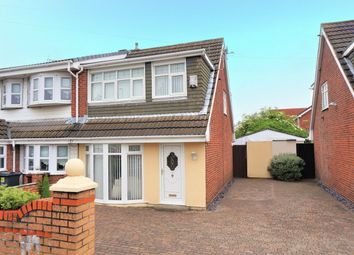 Thumbnail 3 bed semi-detached house for sale in Amanda Road, Fazakerley, Liverpool