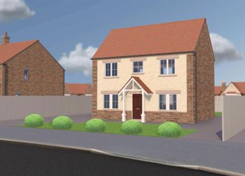 Thumbnail 3 bed detached house for sale in Plot 1, The Marton, Stickney Meadows, Stickney, Boston