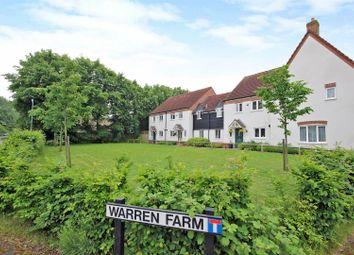 Thumbnail 3 bed terraced house for sale in Warren Farm, Willington, Bedford