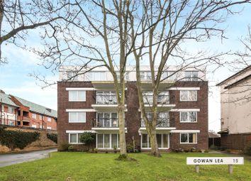 Thumbnail 2 bed flat for sale in Gowan Lea, 15 Woodford Road, London