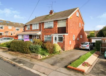 Thumbnail 3 bed semi-detached house for sale in Martin Close, Coventry