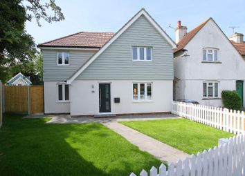 Thumbnail 4 bed detached house for sale in Railway Avenue, Whitstable