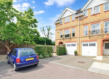 Thumbnail 4 bedroom town house for sale in Turner Mews, Sutton, Surrey