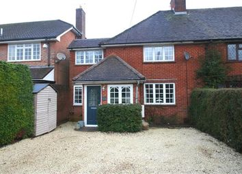 Thumbnail 3 bedroom end terrace house for sale in Little Basing, Old Basing, Hampshire