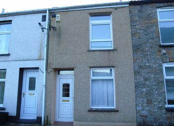 Thumbnail 2 bed terraced house to rent in Wall Street, Ebbw Vale