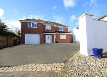 Thumbnail 4 bed detached house for sale in Mertyl Lane, Pen Y Maes, Flintshire