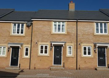 Thumbnail 2 bed terraced house for sale in Doulton Close, Swindon
