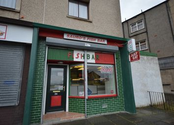 Thumbnail Restaurant/cafe for sale in Duncan Crescent, Dunfermline, Fife