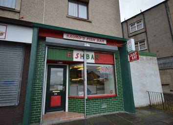 Thumbnail Restaurant/cafe for sale in Duncan Crescent, Dunfermline, Fife