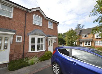 Thumbnail 3 bed end terrace house to rent in Gowan Court, Shrewsbury