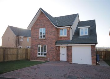 Thumbnail 4 bedroom detached house for sale in Poppy Gardens, Newton, Cambuslang