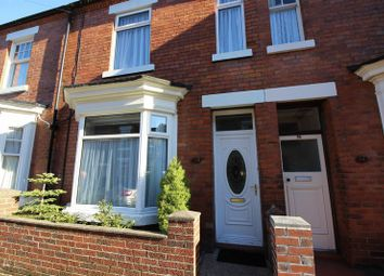 Thumbnail 2 bed terraced house for sale in Parker Street, Leek, Staffordshire