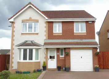 Thumbnail 4 bed detached house for sale in St Abbs Way, Chapelhall, Airdrie