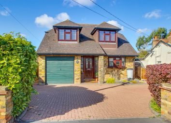Thumbnail 4 bed detached house for sale in Highlands Road, Bowers Gifford, Basildon
