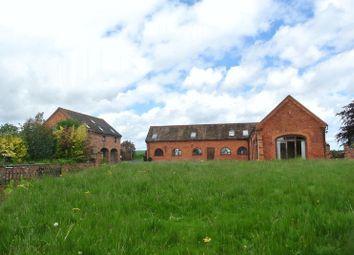 Thumbnail 5 bed barn conversion for sale in Beckbury, Nr Shifnal, Shropshire.