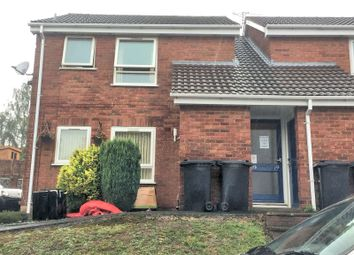 Thumbnail 1 bed flat for sale in Bisell Way, Brierley Hill