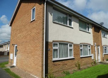 Thumbnail 1 bedroom flat for sale in Stadmoor Court, Chellaston, Derby