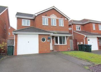 Thumbnail 4 bed detached house for sale in Rudgard Road, Longford, Coventry