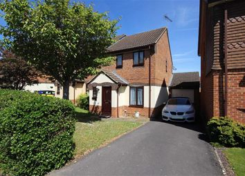 Thumbnail 3 bed semi-detached house for sale in Keycroft Copse, Peatmoor, Swindon