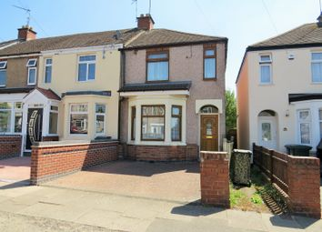 2 bed end terrace house for sale in Telfer Road, Radford, Coventry CV6