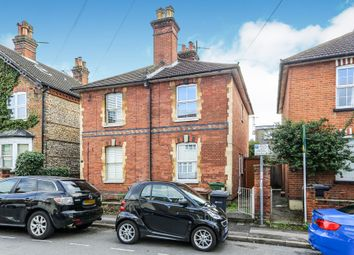 Thumbnail 2 bed semi-detached house to rent in Dapdune Road, Town Centre, Guildford