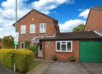 Thumbnail 4 bedroom link-detached house for sale in Singleton Road, Broadbridge Heath, Horsham