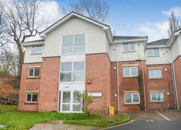 Thumbnail 2 bed flat for sale in Old Bakery Way, Mansfield