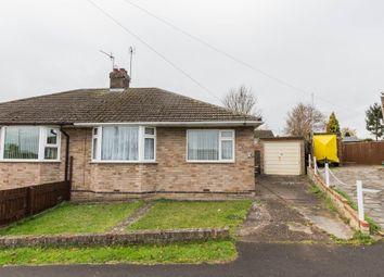 Thumbnail 2 bed semi-detached bungalow for sale in Knightlands Road, Irthlingborough, Wellingborough