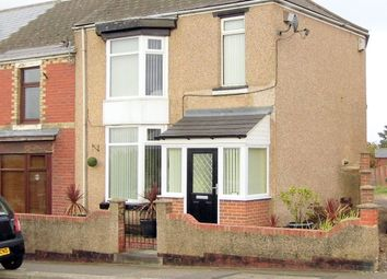 Thumbnail 3 bed terraced house for sale in West View Terrace, Shildon