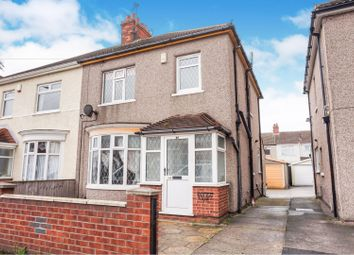 Thumbnail 3 bed semi-detached house for sale in Carr Lane, Grimsby