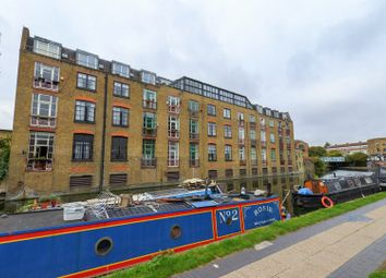 Thumbnail 2 bed flat for sale in Wharf Place, London Fields