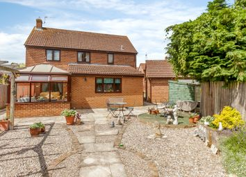 Thumbnail 4 bedroom detached house for sale in Long Close, Botley, Oxford