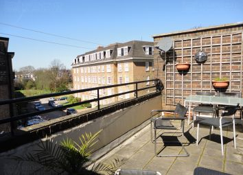 Thumbnail 3 bed flat to rent in Kingsland Broxwood Way, London