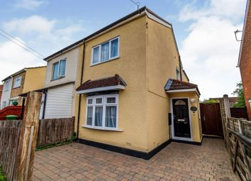 Thumbnail 3 bed semi-detached house for sale in Adelaide Road, St Denys, Southampton